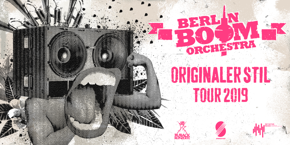 Tickets Berlin Boom Orchestra,  in Baden (CH)