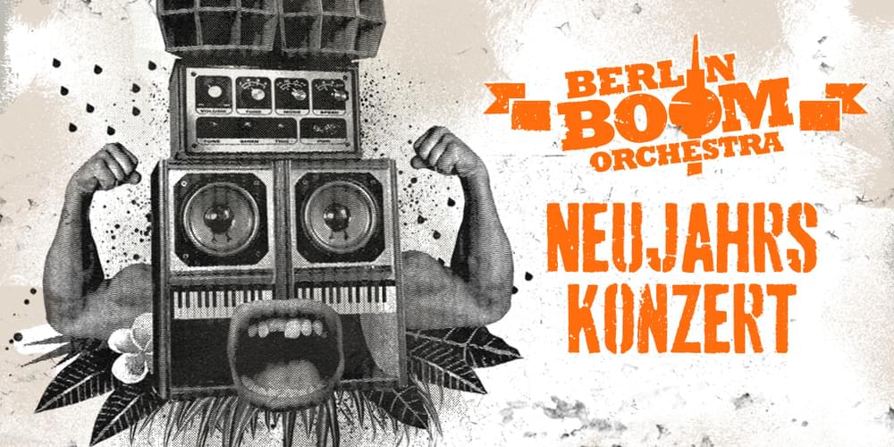 Tickets  Neujahrskonzert 2020, Special Guests: I-Fire in Berlin
